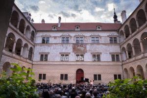 Smetanova Litomyšl, A. Dvořák: Cikánské písně